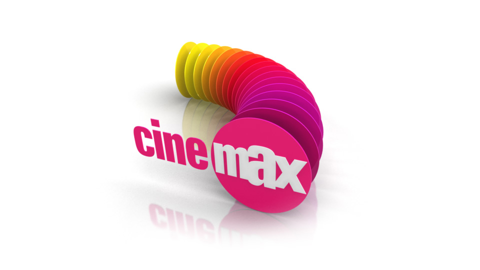Cinemax Logo 2011 Graphic package - totuma communications and design